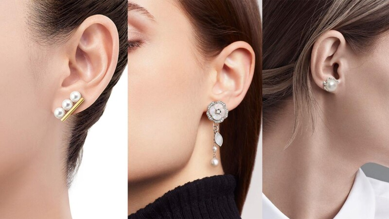 珍珠耳環怎麼選?推薦關鍵:七大珠寶精品品牌、經典款、可轉換式設計,入門售價1.6萬就可收!
