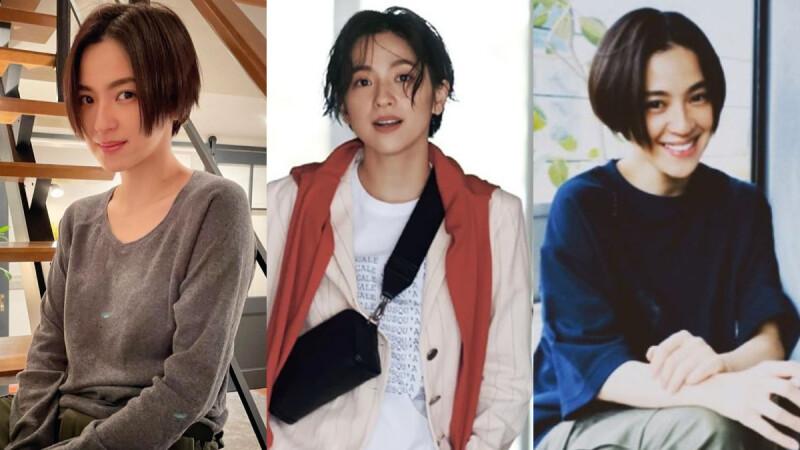 《打扮的戀愛是有理由的》藝術家羽瀨「中村杏」長髮知性、短髮性格,任何風格都能駕馭的顏值天才!
