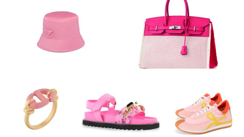 夏日女孩穿搭單品推薦!漁夫帽、小廢包、球鞋、時髦涼鞋...讓妳成為夏日時髦焦點