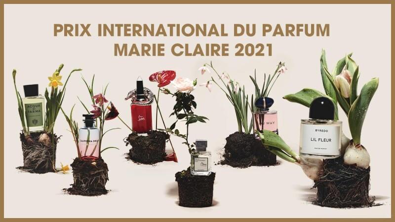 2021國際美容編輯票選香水大賞!青春期的帶刺玫瑰、度假風中性香,還有即將登台的帕爾瑪之水,你用過哪些?