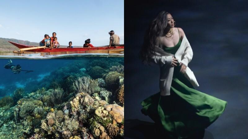 2021世界海洋日:LA MER海洋拉娜蔚藍之心、SHISEIDO珊瑚復育計畫、Sukin X嘻哈界女神蔡詩芸Dizzy一起保育大海