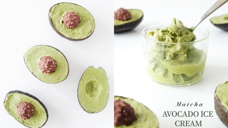 減肥也能吃!小紅書「抹茶酪梨冰淇淋」DIY食譜&做法大公開,沒有冰淇淋機也能輕鬆完成