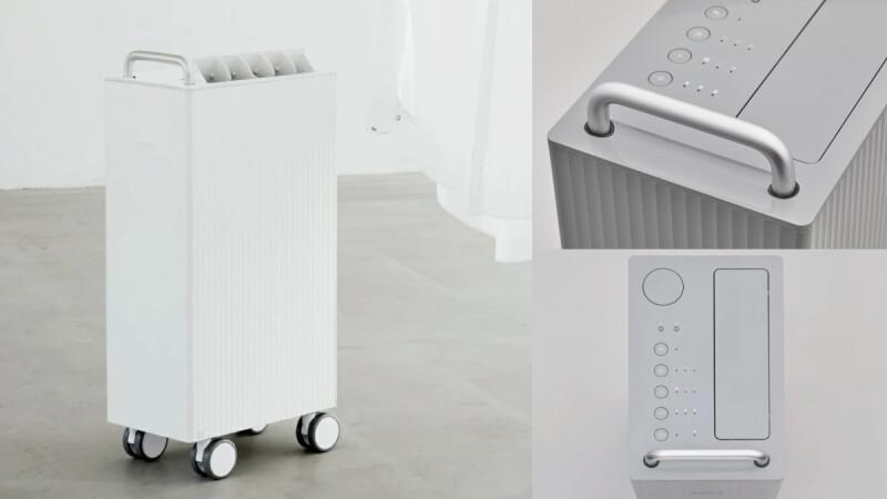 日本精品家電 Cado 超美型除濕機 Root 7100,功能強大除濕、殺菌、除臭三種模式
