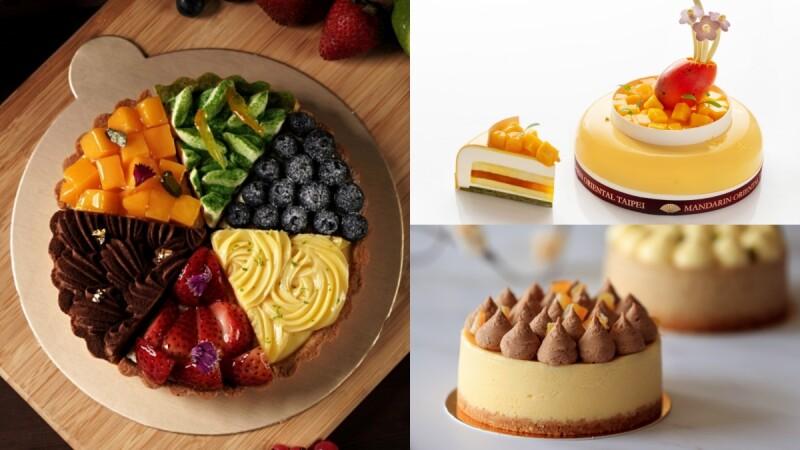 飯店頂級甜點宅配到家!青檸芒果蛋糕、百香果乳酪蛋糕、6色繽紛療癒派,當季酸甜滋味為防疫時光解悶