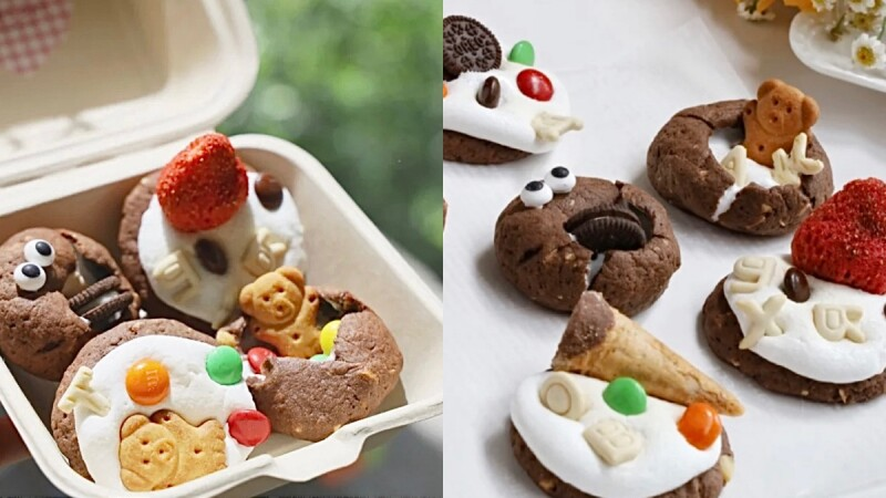 吸睛度滿分!小紅書「韓系棉花糖餅乾」食譜&做法大公開,廚藝新手也能輕鬆上手