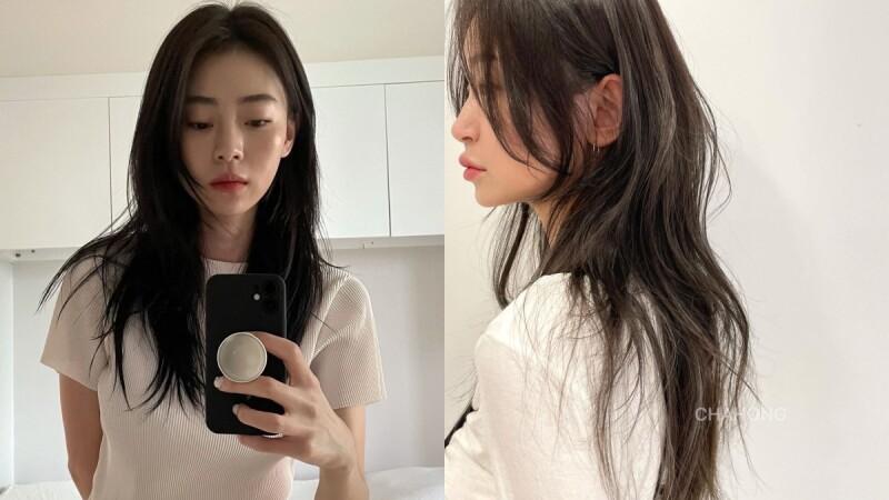 2021長髮髮型推薦:剪裁層次分明的Sand Cut,讓秀髮既飄逸又輕盈!