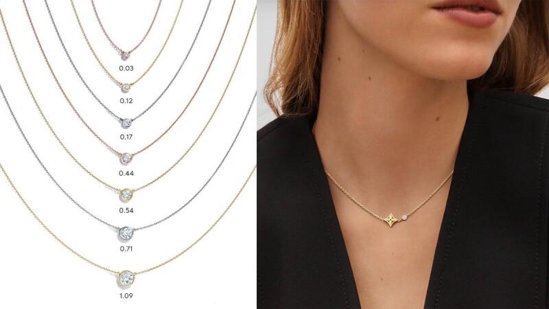 第一次買鑽石項鍊就上手!推薦Bulgari、Chanel、Cartier、LV、Graff、Harry Winston、Piaget...15個精品品牌的輕奢入門鑽石項鍊