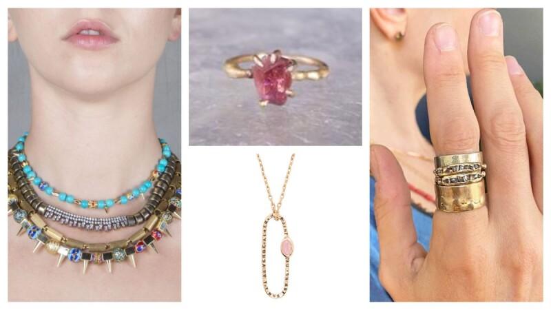 珠寶配飾控看過來,編輯最愛的獨立設計師品牌大公開,提升造型完整度就靠它們了!