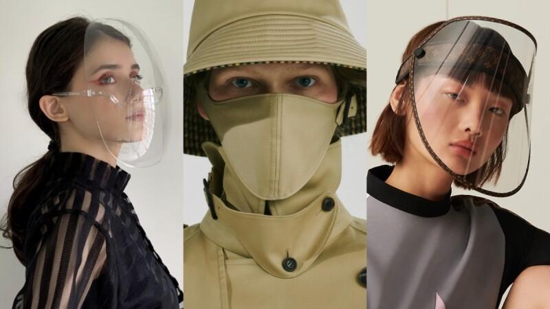 通勤族必備防疫小物盤點!LV老花防護面罩、Vue Shields全防護面罩、Off-White護目式墨鏡…辦公室最潮非你莫屬