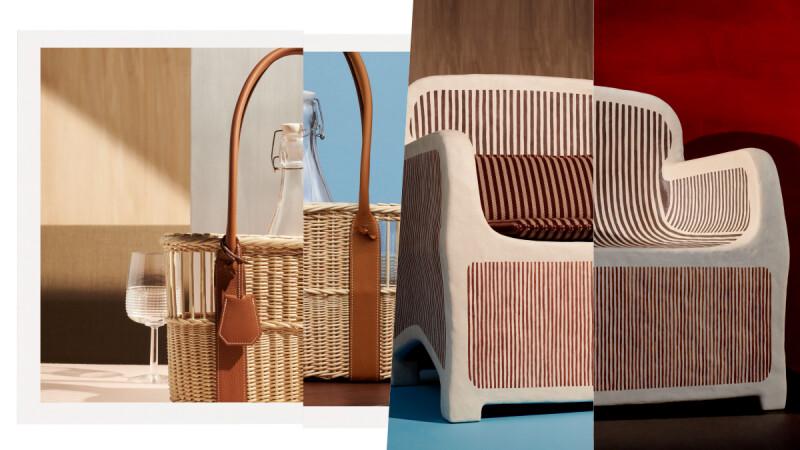 愛馬仕 Hermès 2021全新家居系列上市,返璞歸真的工藝之最
