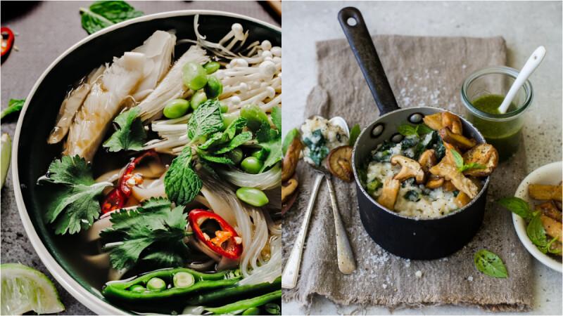 """湯頭鮮甜、清爽刷脂 低卡高蛋白的""""蝦仁絲瓜野菇豆腐煲""""食譜來了!"""