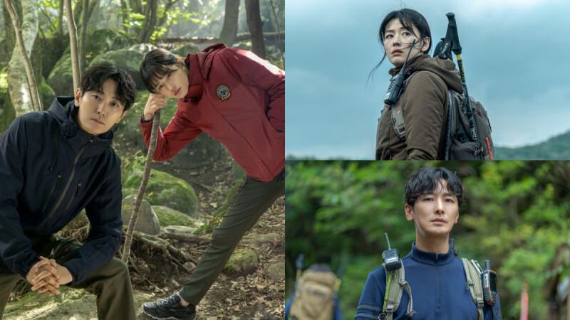 全智賢、朱智勛 韓劇《智異山》本月結束9個月拍攝,預計今年10月正式上檔!