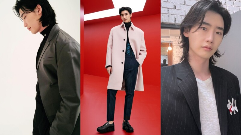 李鍾碩為了它剪去飄逸長髮回到短髮造型!白襯衫、飛行外套、米色大衣連換3套穿搭帥氣回歸時尚圈