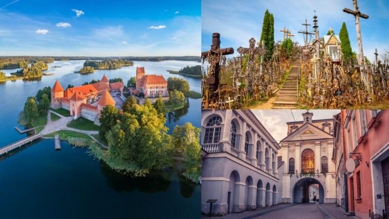 立陶宛5大必去人氣景點!「水上城堡」夢幻破表、東歐最大中世紀老城…揭開波羅的海國家神秘面紗