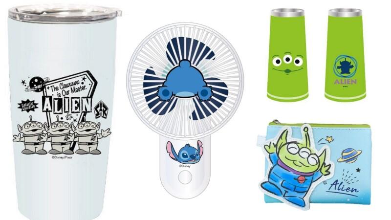 三眼怪降臨!momo購物網X迪士尼 7月集點加購活動登場,必買冰壩杯、史迪奇風扇、蛋捲器