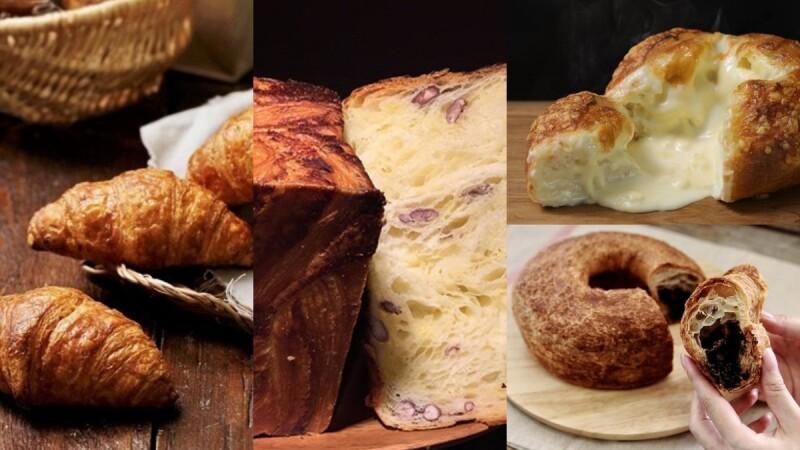麵包宅配到家!日本名古屋麵包品牌打造「麵包好箱」,Grace Gift獨家開團讓大家不出門也能吃到正宗日系甜點
