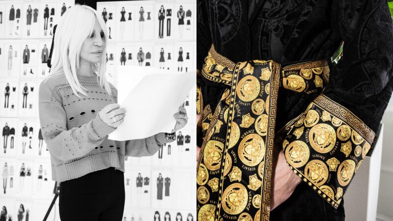 「創作來自對女性平等與自由的追隨」Versace 藝術總監 Donatella Versace 深入專訪