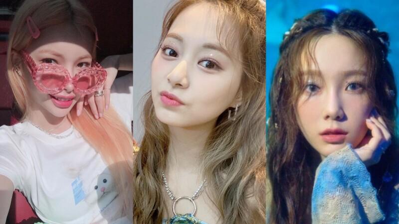 2021夏季韓系妝髮趨勢:用Twinkle Point畫龍點睛,從牙齒、妝容到頭髮都閃亮亮