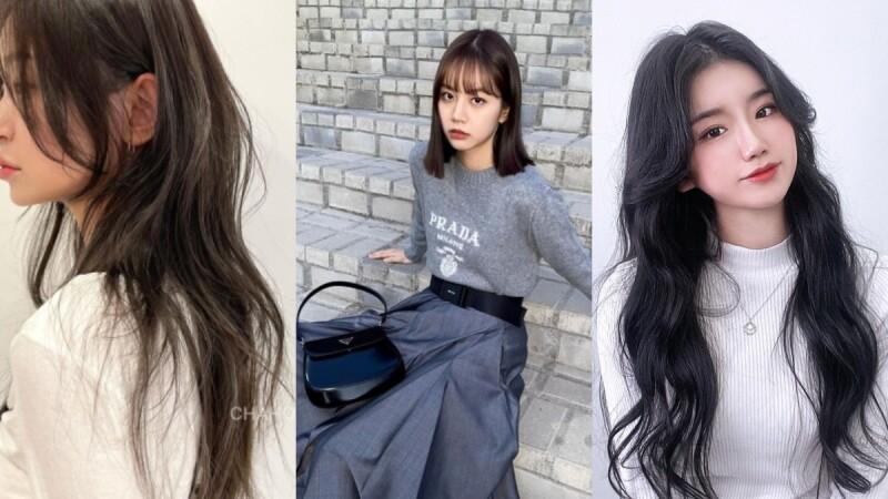 2021中長髮造型統整:不同髮量的燙髮選擇、韓劇陸劇髮型示範、編髮整理技巧⋯