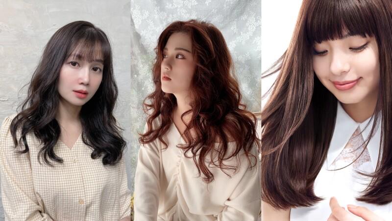 新鮮人必學!居家視訊面試必勝造型,長髮女孩這四種好感髮型超推薦