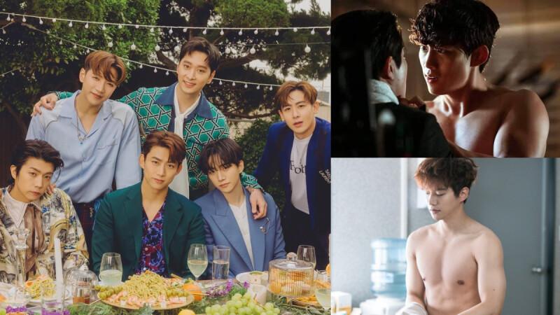 2PM 野獸男團《MUST》睽違5年男人味回歸!「1位公約 」《文森佐》玉澤演 扮暴龍、筋肉 俊昊 將公開「那邊」!