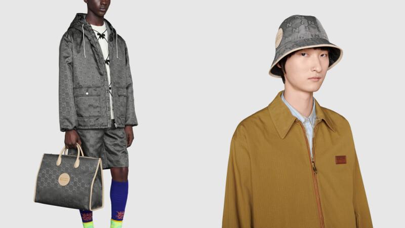 Gucci Off the Grid環保材質系列推出岩石灰新色!低調質感灰+氣質象牙白配色,3大推薦單品+售價一次看