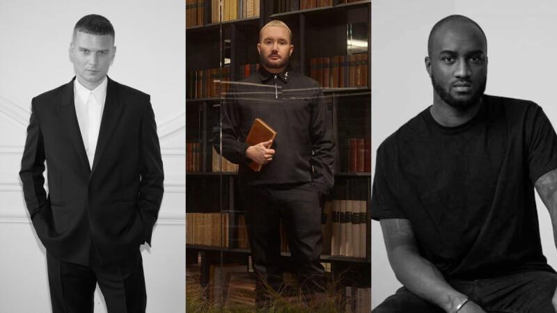 解析新世代「現象級」設計師,影響當代趨勢的時尚三巨頭:Kim Jones、Virgil Abloh、Matthew M Williams