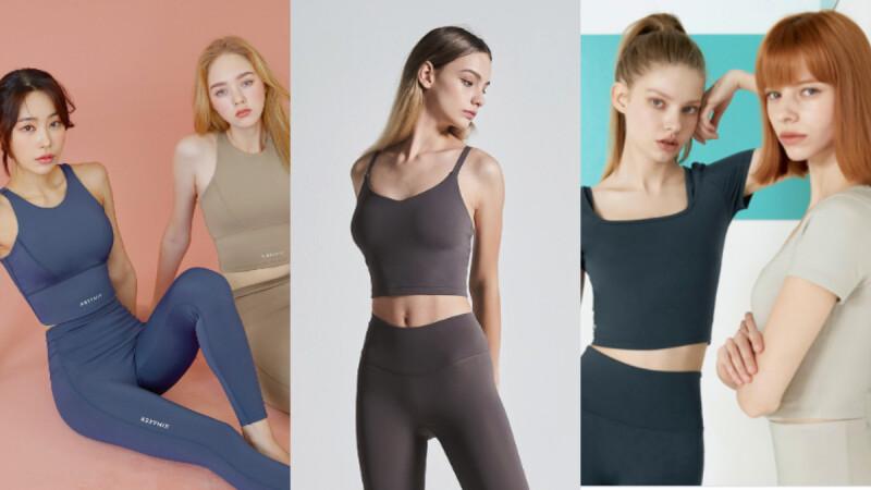 符合亞洲身形「瑜珈服品牌」推薦,andar 瑜珈老師也愛穿,Lululemon 還有修改褲長服務!