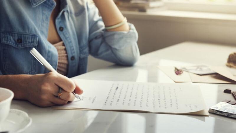 防疫在家想提高生活品質?不妨試試每週寫這「7封信」,有效整理思緒、重新出發!