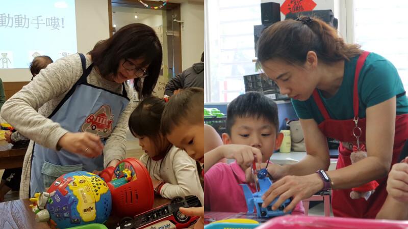 玩具醫生蘇鄧娟、玩具拆解師羅亞玲:被壞玩具療癒的心靈