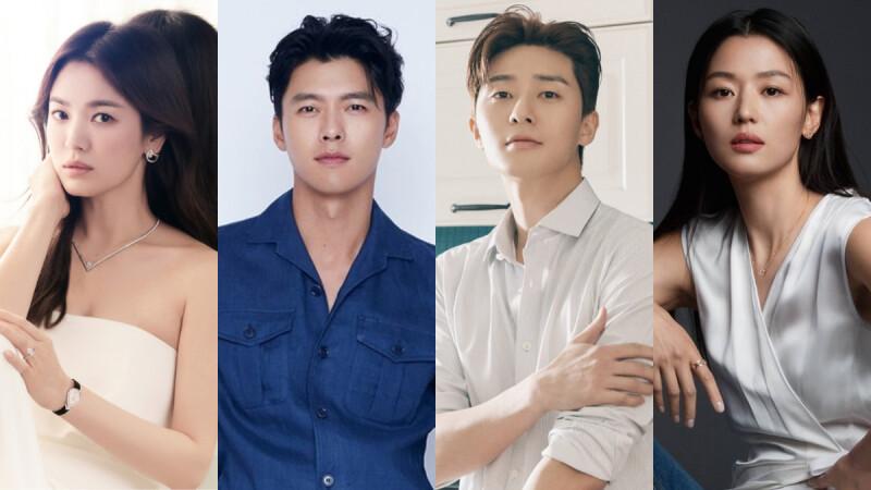 韓國業界票選,最想合作13位頂級男女演員,玄彬、孔劉、全智賢、宋慧喬 竟然都不是第1名?!