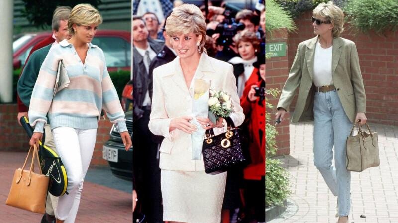 Lady Dior因黛安娜王妃而改名!不只Gucci Diana竹節包,Tod's、Versace...黛安娜王妃生前愛包盤點