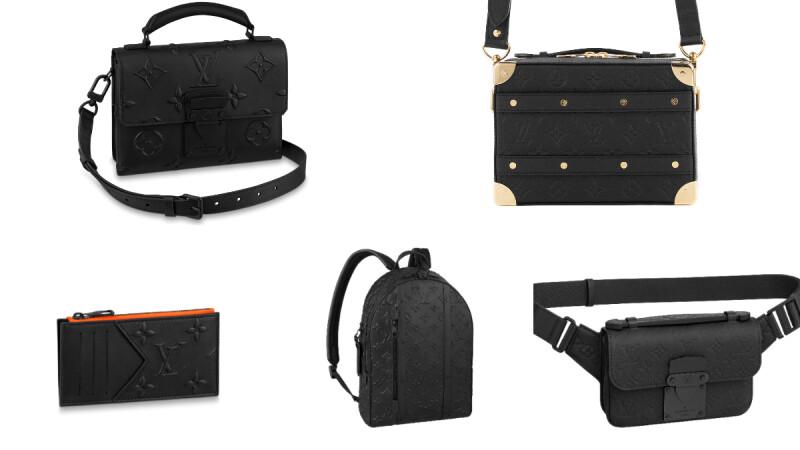 Louis Vuitton 路易威登 2021 父親節「極致黑」禮物單品推薦!後背包、旅行袋、側背包…根據不同需求送給最親愛的老爸