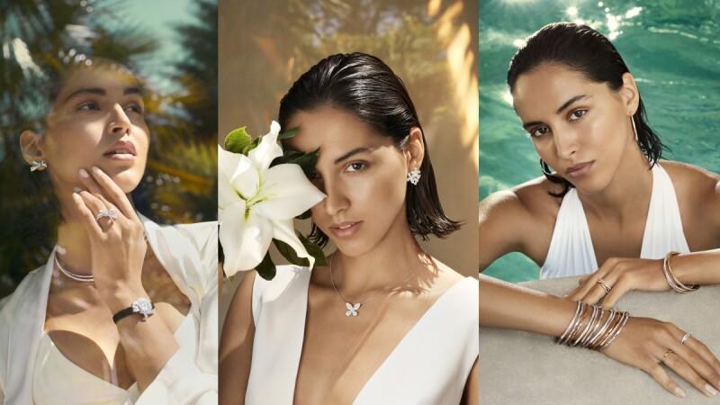 讓格拉夫的璀璨迷人珠寶,替妳悉心裝扮盛夏季節中的自己,以最獨特耀眼姿態迎接美好夏日時光!