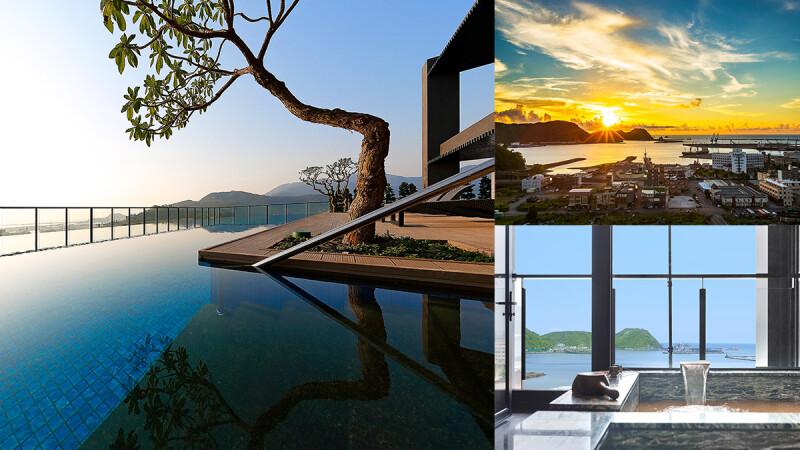 煙波大飯店蘇澳四季雙泉館--世界級雙湯日出海景,為旅人打造理所當然的蘇式奢華