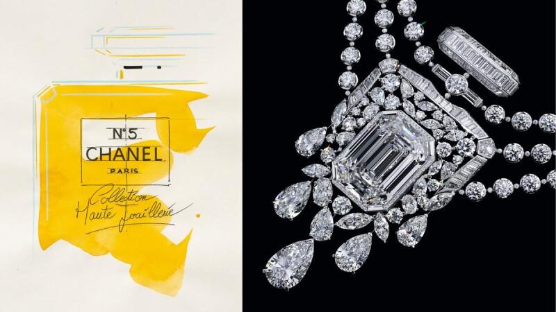 Chanel N°5頂級珠寶系列五大工藝解析:以香水為靈感、巧玩數字5…加碼看創意總監Patrice Leguéreau專訪