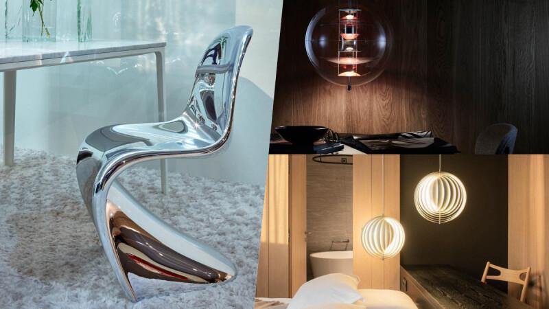 解放傳統的反骨丹麥設計大師 Verner Panton,打破束縛創造跨越時代的經典設計