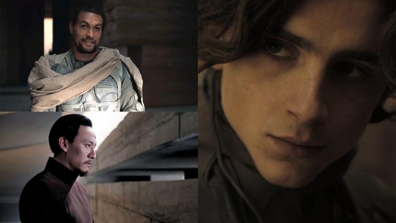 《沙丘》2021科幻史詩巨作!集結提摩西夏勒梅、水行俠、張震豪華演員陣容:戰勝內心恐懼的人才能存活