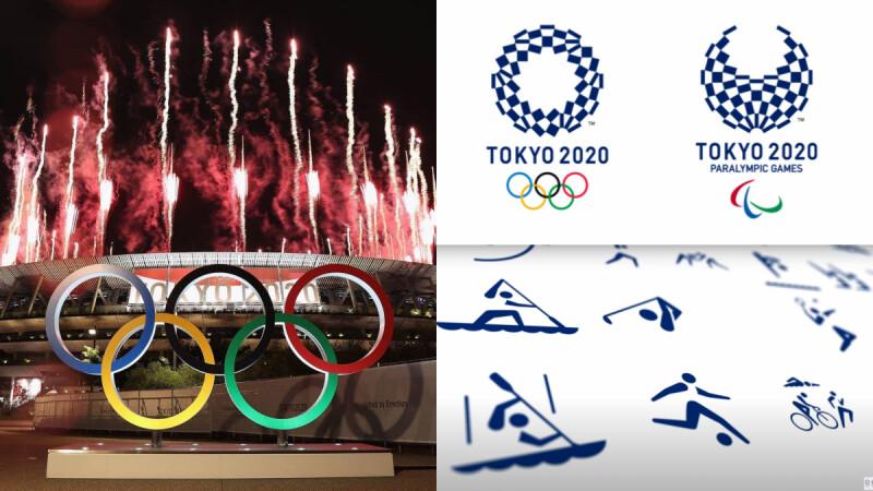 2020東京奧運首創動態圖標,開幕式精彩亮點《超級變變變》再現