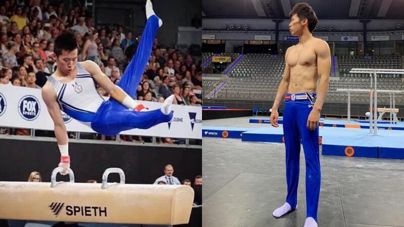 李智凱奧運鞍馬奪下銀牌!東京奧運背後的勵志故事,《翻滾吧!男孩》摘下台灣體操在奧運史上的第一面獎牌