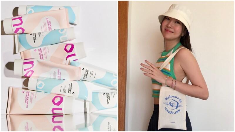 楊祐寧愛妻Melinda自創純素保養品牌「nomel」!以質感、天然、零殘忍打造素顏好膚