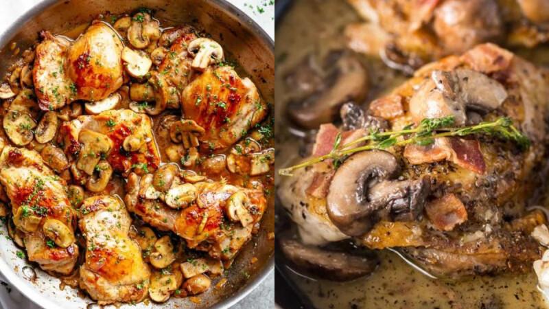 """鮮美滑嫩、高蛋白低脂餐—""""紅燒香菇燉雞腿""""料理食譜來了!"""
