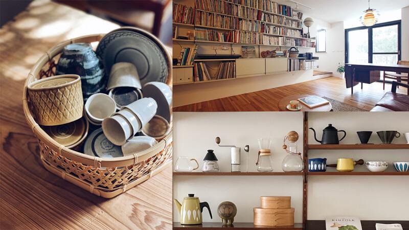 北歐傢俱收藏家—「深港浮木」推薦經典傢俱,經典單椅、燈具以及餐具一次網羅