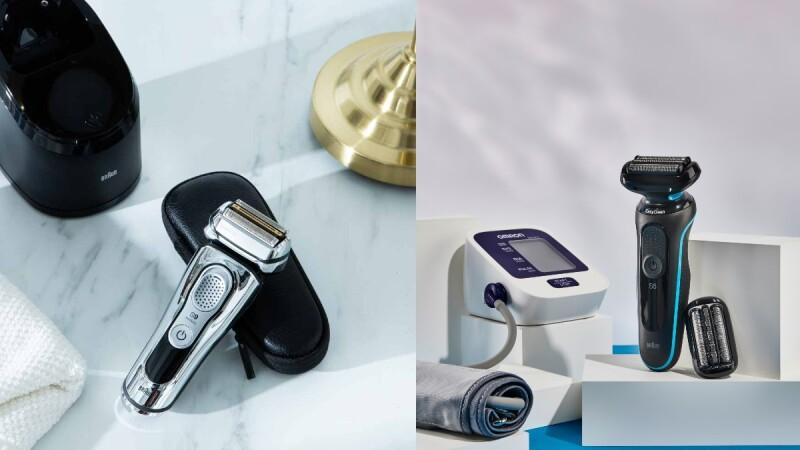 父親節禮物可以開始入手啦!M編首推頂級質感的Braun百靈電動刮鬍刀,現在入手還搭配限時超強贈品!