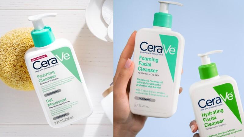 居家肌膚拉警報!問題就是清潔沒到位~適樂膚CeraVe邀請國際皮膚科醫師線上解惑,教妳如何正確潔淨健康美肌!