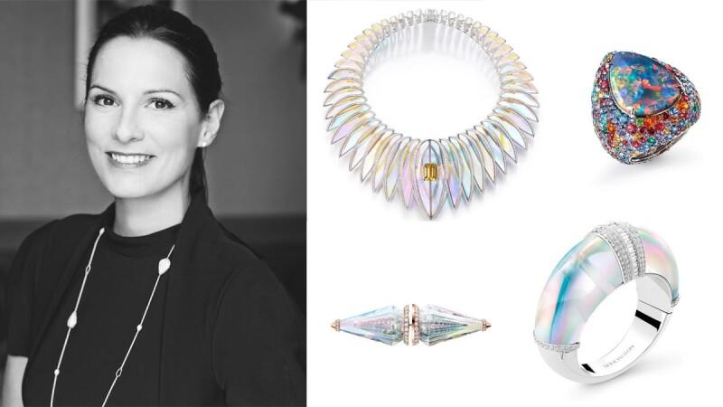 是美人魚的顏色!寶詩龍Holographique全新頂級珠寶系列內行觀點,Boucheron創意總監Claire Choisne說給你聽