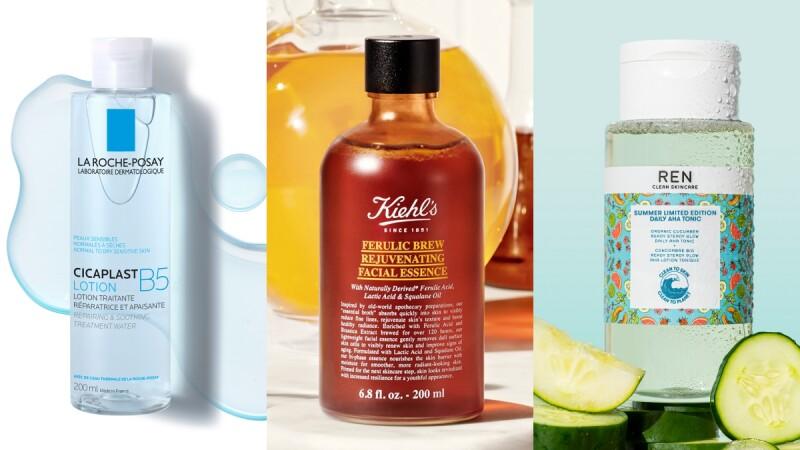 2021舒緩化妝水新品推薦:Kiehl's青春精釀露、理膚寶水B保濕化妝水、REN特調Gin Tonic…讓肌膚解渴又穩定
