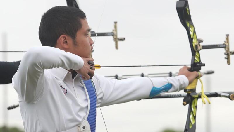 湯智鈞創下奧運射箭最佳成績!首度出征奧運殿堂成射箭新星:「努力不一定會成功,不努力一定不會成功」