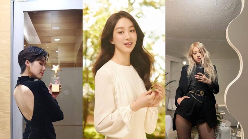 長臉怎麼選髮型?韓星示範長型臉造型的3大tips,瀏海、旁分、短髮通通行!