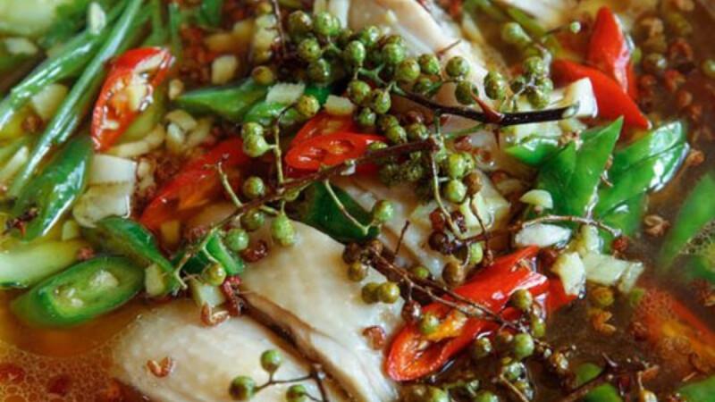 低脂低卡高蛋白的椒鹽蒸雞胸肉食譜,做法簡單,輕鬆就可以搞定!